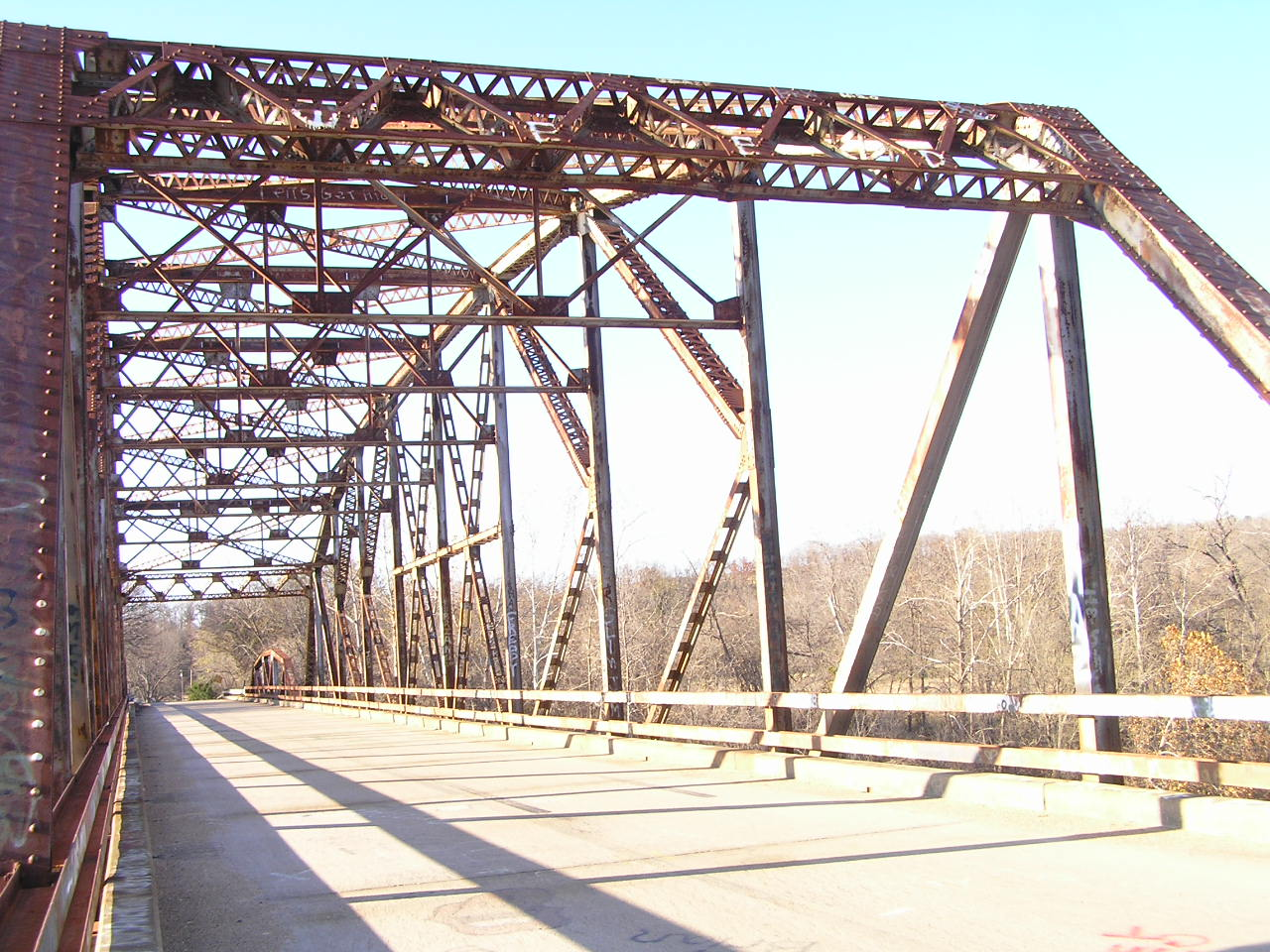 North Canadian River Bridge